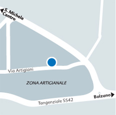 arrivo come arrivare alla Sanikal Appiano