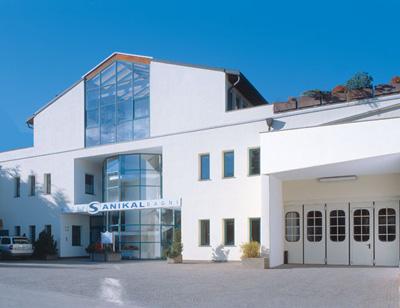 Sanikal Badeinrichtung Sitz Eppan an der Weinstrasse