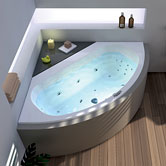 vasche da bagno angolari