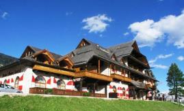 Albergo nelle Dolomiti