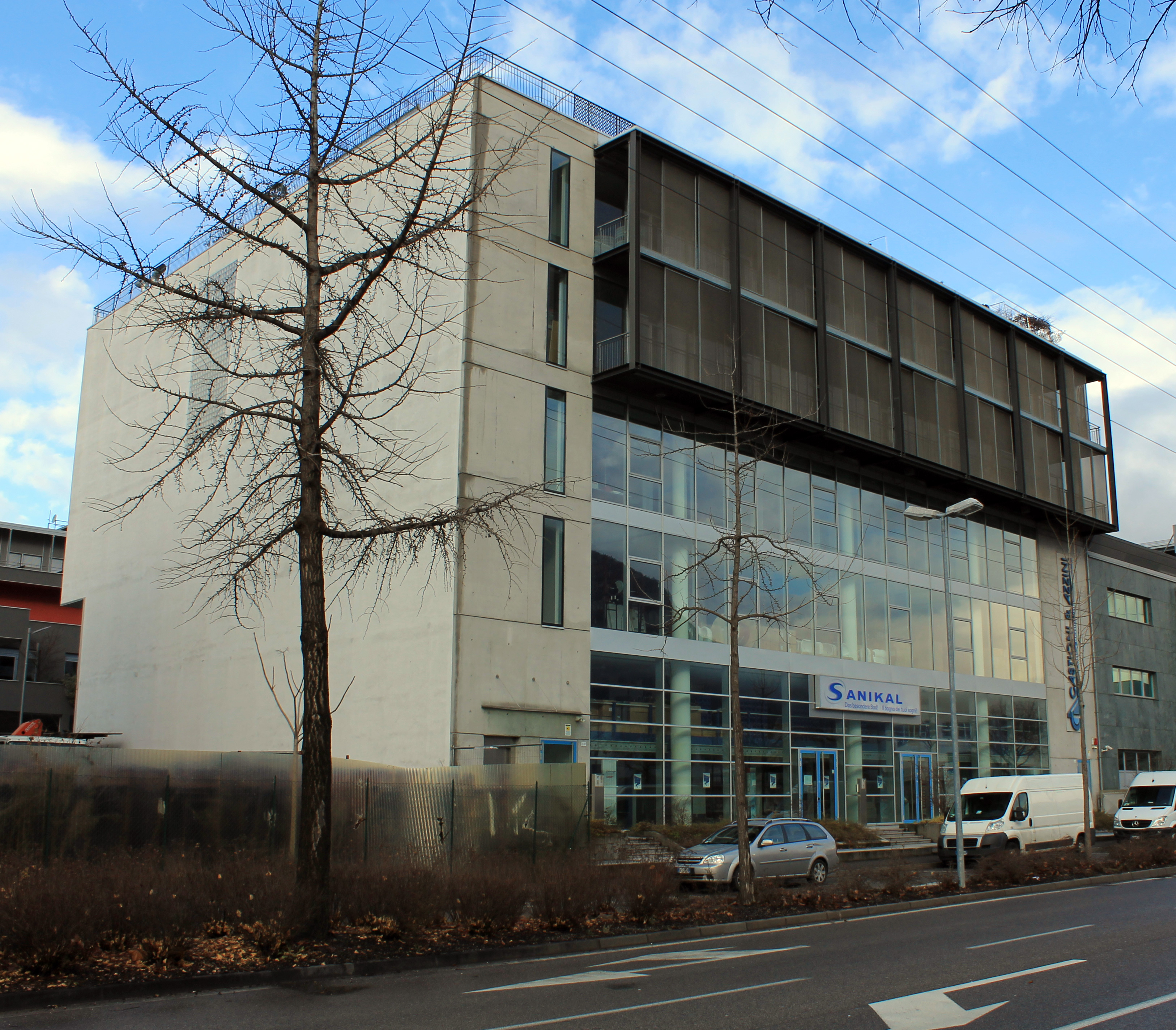 Sanikal Bozen Buozzi Strasse 2P  Fermistrasse 6A