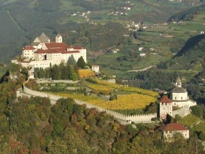 Kloster Säben bei Klausen